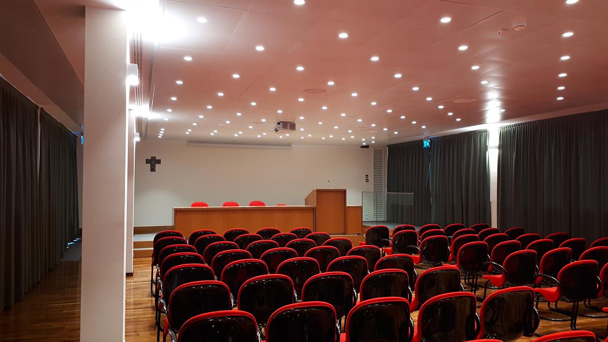 Installazione impianti meeting room