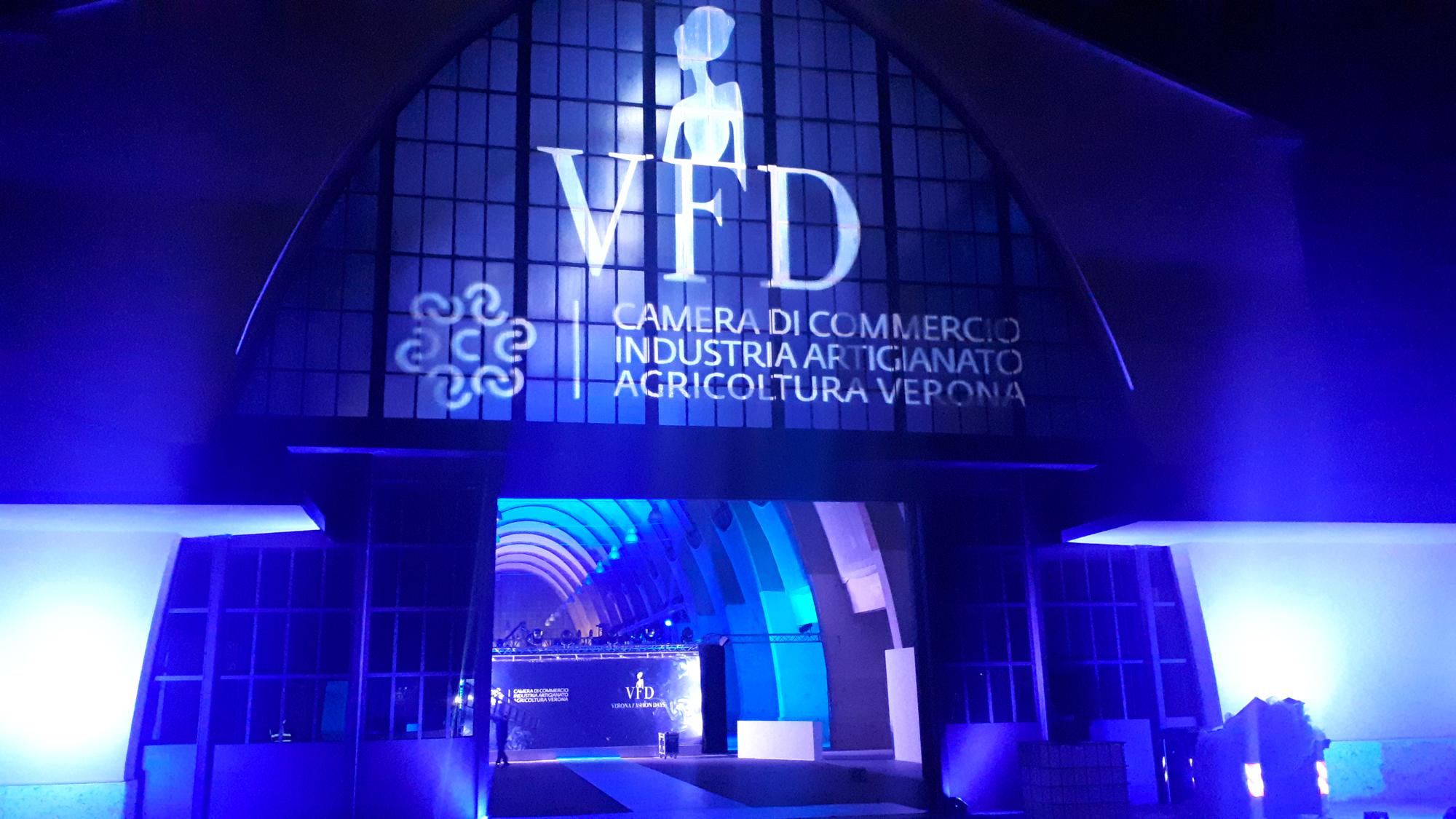 organizzazione evento verona fashion show